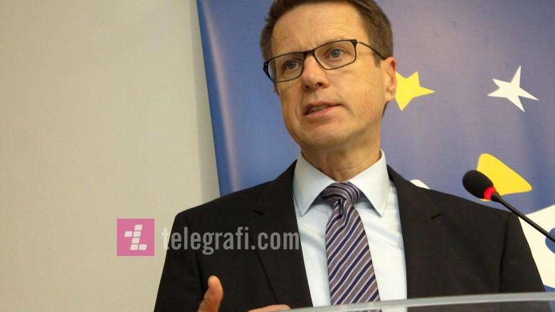Žbogar: Duam ta shohim vendin tuaj si anëtar i plotë në BE me të gjitha të drejtat dhe obligimet