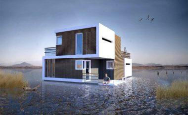 Projekti i shtëpisë e cila lehtë mund të ndahet në rast divorci