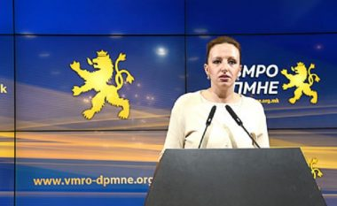 Deputetja Peshevska mbetet në paraburgim