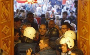 """""""27 prilli"""", partitë nuk mbështesin idenë e Zaev për amnisti (Video)"""
