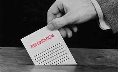 """""""Civil"""": Dikush i frikëson qytetarët për referendum"""