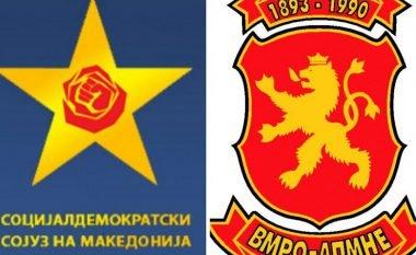 LSDM: Gjuha dhe identiteti maqedonas mbeten të pranuara