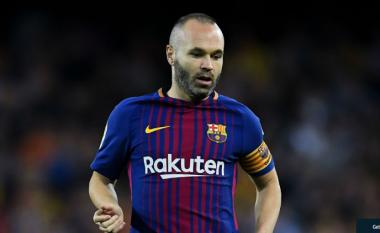 Valverde: Nuk kemi asnjë ofertë për Iniestan