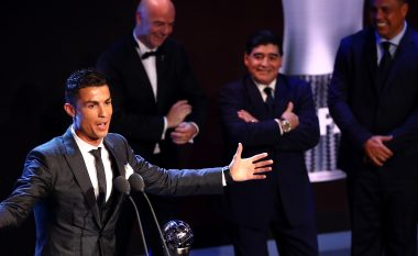 Maradona: Nuk mendoj se CR7 është lojtari më i mirë në histori, në asnjë mënyrë