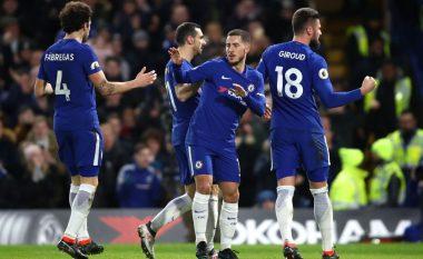Hazard: Jam mirë te Chelsea, por gjithçka mund të ndodh