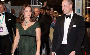Middleton shkel kodin e veshjes në BAFTA, pasi nuk lejohet të mbajë qëndrime mbi çështje të caktuara