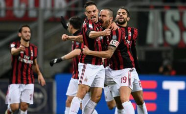 Vazhdon seria pozitive e Milanit, fiton ndaj Sampdorias