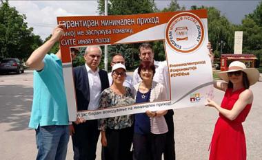 Autobusi i BE-së sot vazhdon fushatën në Shkup