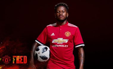 Zyrtare: Fred kalon te Manchester United