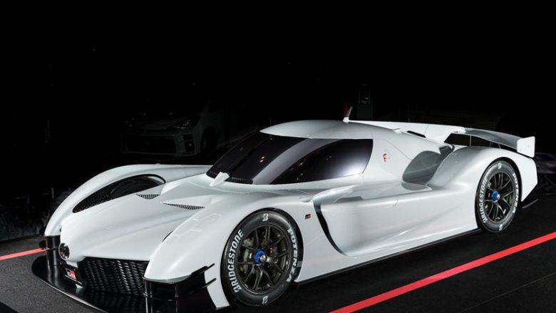 Hiper-makina e re nga Toyota, do të kushtojë mbi një milion euro (Foto)