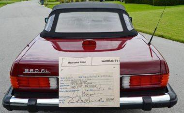 """Del në shitje Mercedesi i Donald Trump, tregtari gjerman po pret """"ofertën e duhur"""" (Foto)"""