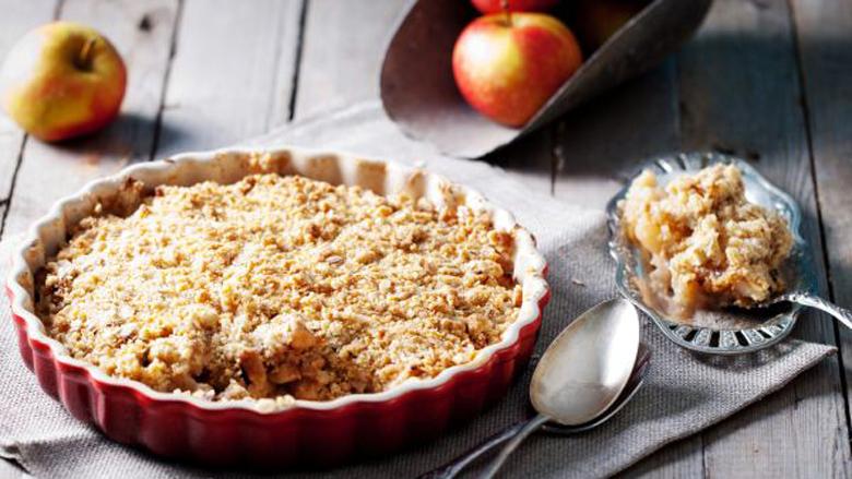 Pite mrekullueshme e shpejtë me mollë të cilën duhet patjetër ta provoni