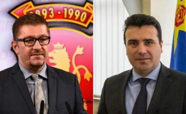 Mickoski: Zaev ikën nga debati për shkak të paaftësisë së tij