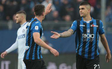Interi dhe Arsenali udhëheqin garën për Mancinin