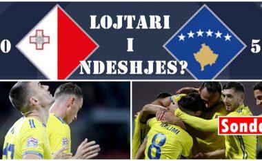 Zgjidhni lojtarin më të mirë të Kosovës në fitoren ndaj Maltës (Sondazh)