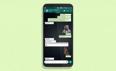 Sticker Studio: Tani mund të shndërroni çfarëdo foto në sticker për WhatsApp