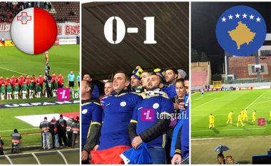 Maltë 0-1 Kosovë: Statistikat e pjesës së parë, dominon Kosova