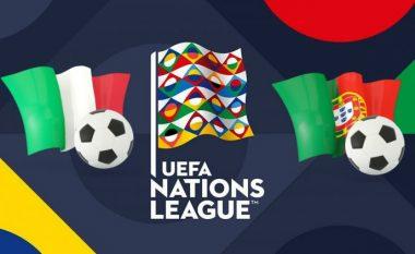 Formacionet zyrtare: Italia dhe Portugalia zhvillojnë ndeshjen vendimtare