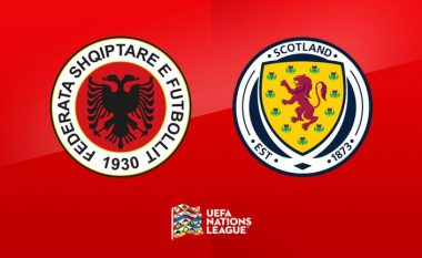 Formacionet zyrtare: Shqipëria kërkon fitore ndaj Skocisë