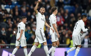 Real Madridi fiton minimalisht ndaj Vallecanos