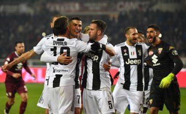 Juve bëhet skuadra e parë që shënon pesë mijë gola në Serie A, CR7 autori