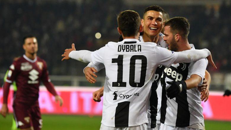 Ronaldo, njeriu i derbive lokalë