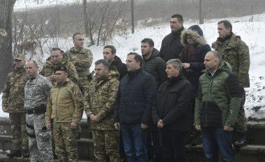 Spasovski viziton kandidatët për policë special