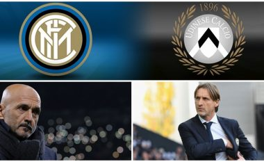 Inter-Udinese: Formacionet zyrtare, Behrami nga fillimi