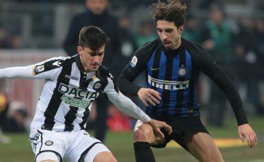 Inter 1-0 Udinese: Notat e lojtarëve, Vrsaljko më i miri