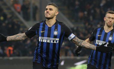 Interi mposht Udinesen fal golit maestral të Icardit nga pika e bardhë