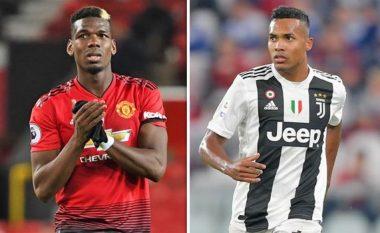 Juventusi ofron para dhe Alex Sandron për Pogban