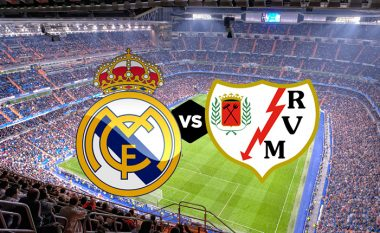 Real Madrid-Vallecano: Formacionet zyrtare, Asensio nga minuta e parë