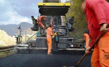 LAMM: Rruga Draçevë-Lisiçe do të jetë e mbyllur për shkak të asfaltimit