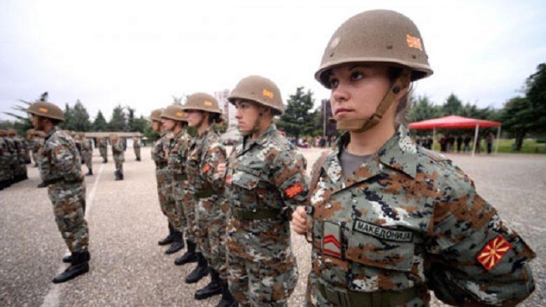 Shpallet konkurs për pranimin e 125 ushtarëve të rinj në Maqedoni