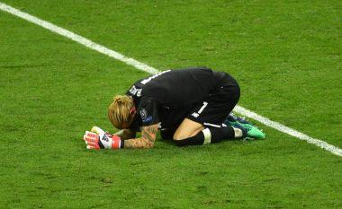 Notat e lojtarëve: Real Madrid 3-1 Liverpool, Karius dështimi i ndeshjes