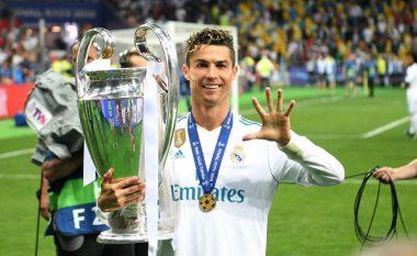 Ronaldo nxit spekulime se do të largohet: Kam kaluar shumë mirë te Real Madridi