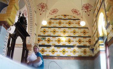 Banjave turke të ndërtuara më 1890, iu rikthye madhështia pas renovimit të detajuar (Foto)