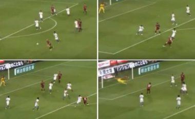 Iniesta shënon një tjetër gol të bukur në Japoni