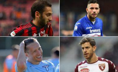 Të gjithë lojtarët e skualifikuar për javën e parë në Serie A për sezonin 2018/19