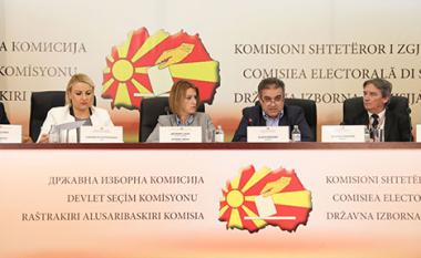 Maqedoni, hidhet shorti për zgjedhjet lokale