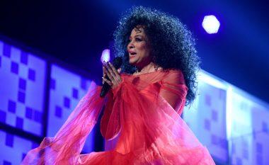 Edhe Diana Ross del në mbrojtje të Michael Jacksonit