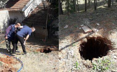Gropa të çuditshme hapen në Kumanovë dhe Manastir (Foto)