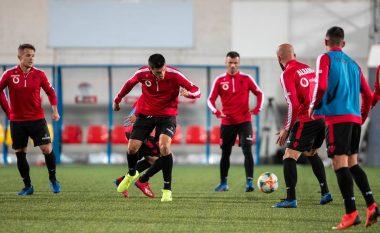 Ndryshimet në skuadrën e Shqipërisë, formacioni i mundshëm ndaj Andorrës