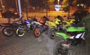 Shkup, sanksionohen 12 motoçiklistë