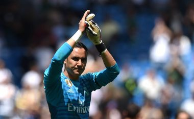 Real Madrid nuk llogarit në Keylor Navasin