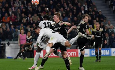 Juventusi ka marrëveshje personale me De Ligt
