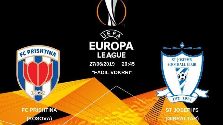 Prishtina luan ndeshjen e shtatë ndërkombëtare, pret fitore në përballjen e sotme ndaj St Joseph's