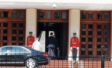 Basha në Presidencë, takimi me Metën zgjati 24 minuta