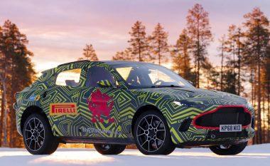 Aston Martin DBX mund ta ketë një mundësi që nuk e ka asnjë SUV deri më tani