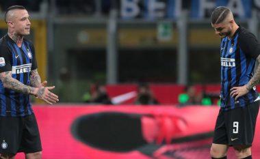 Naiggolan rikthehet te Interi, por jo edhe Icardi